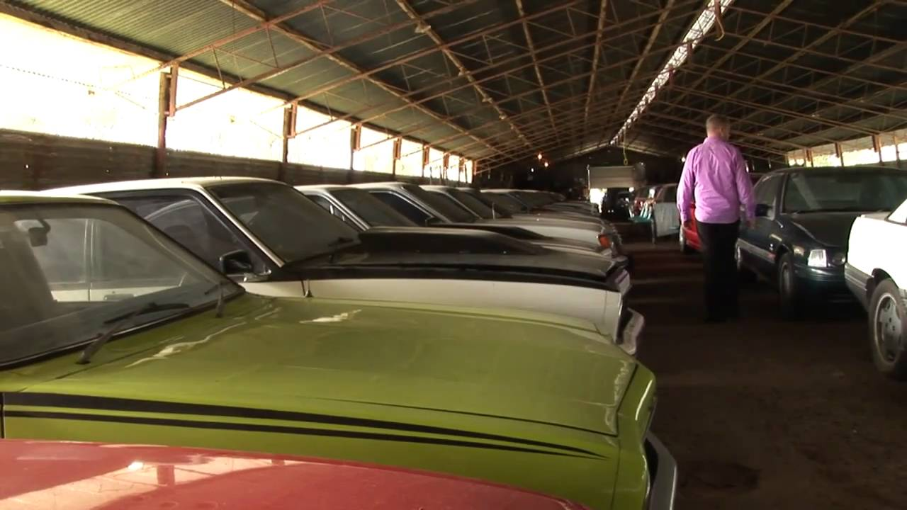 Barn Full Of Musclecar We All Want To Find
