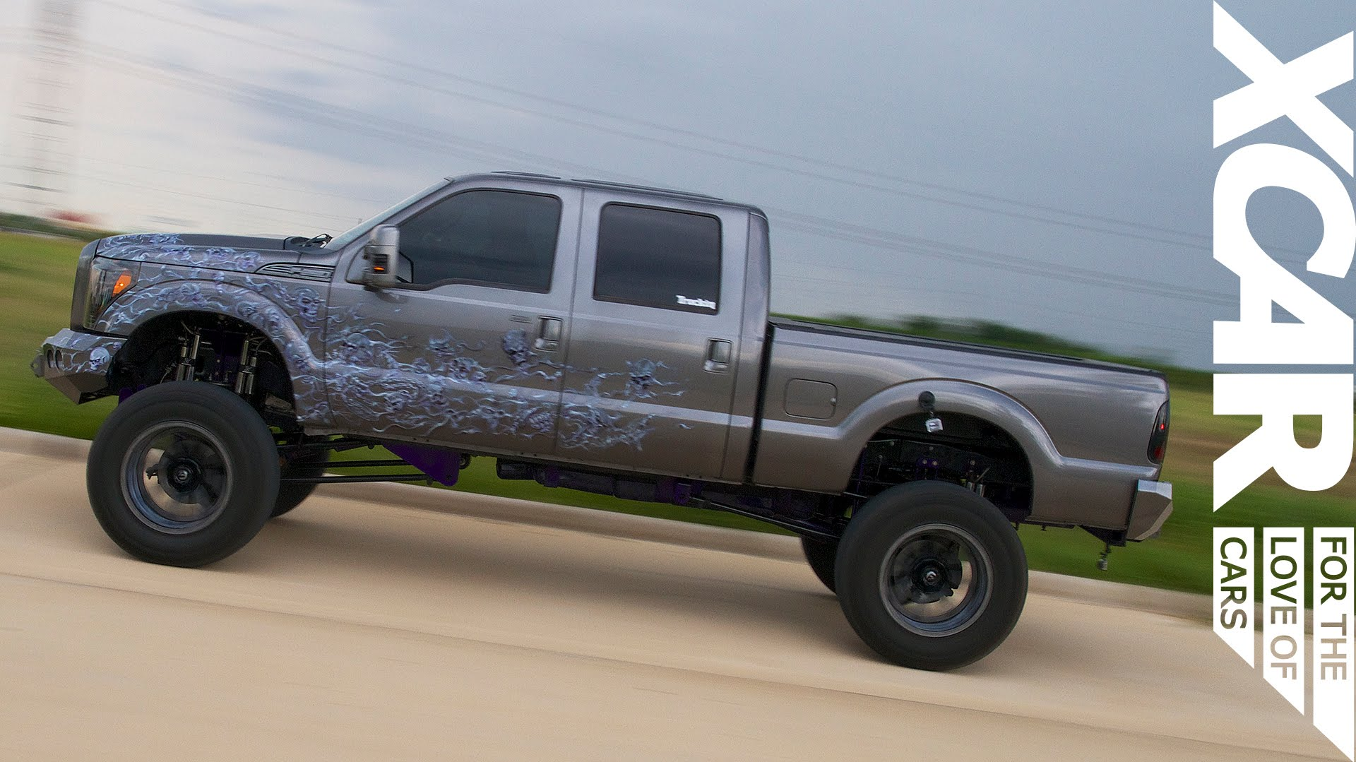 wanted to customize your truck let these guys do it for you