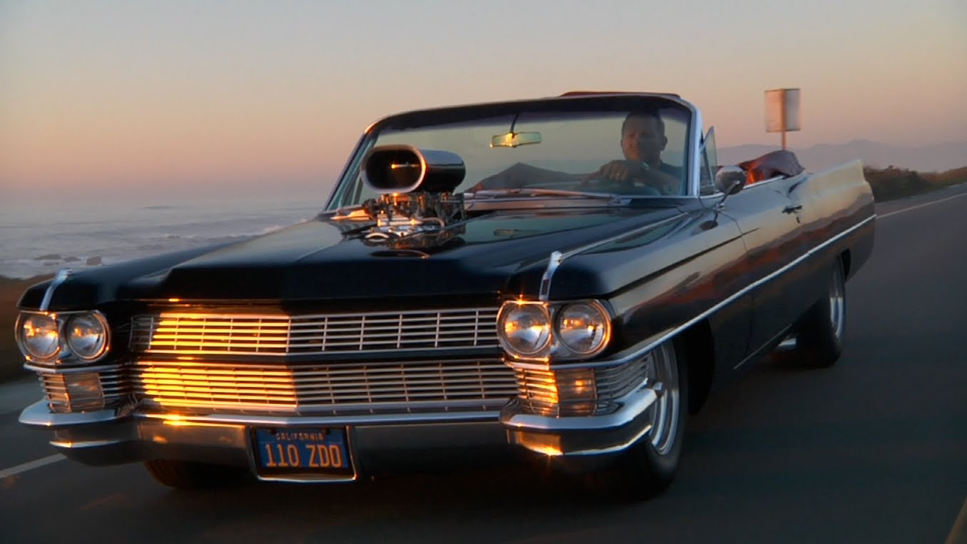This Revamped 64 Cadillac Deville Is The Epitome Of A Classic American Luxury Car