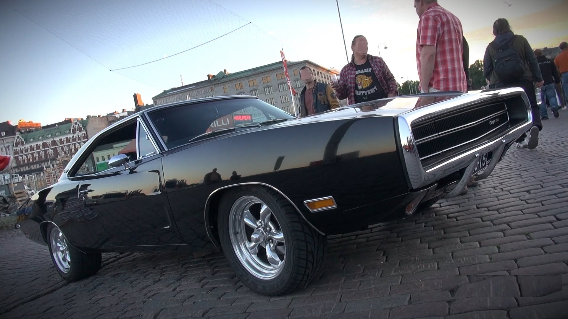 1970 Dodge Charger 500 572 Hemi With Insane V8 And Exhaust Sound!