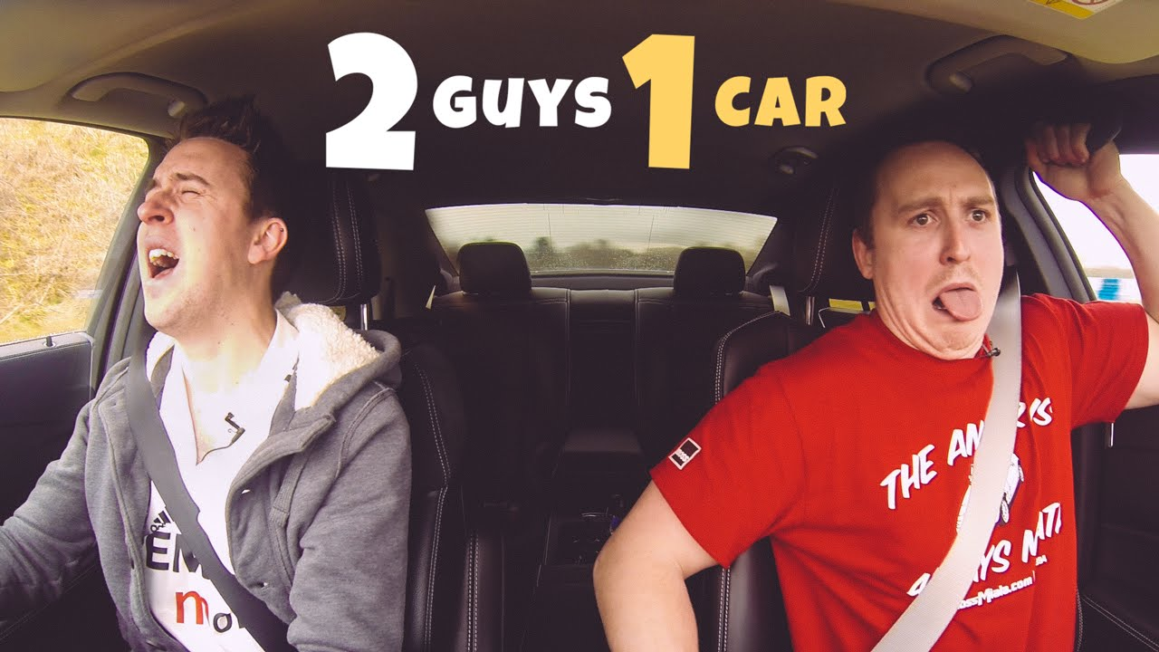 Just Watch It, Car Guy vs Non Car Guy In …