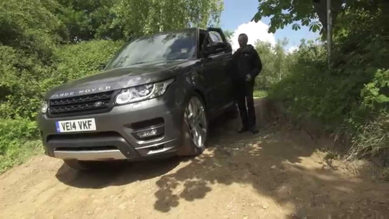 Astonishing Autonomous Car Technology By Land Rover Will