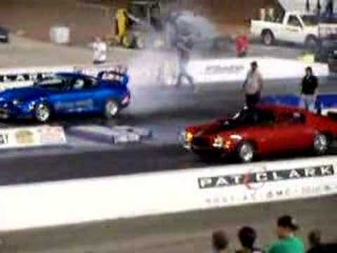 This Big Turbo 9 Second BMW Is One Insane Drag Car!