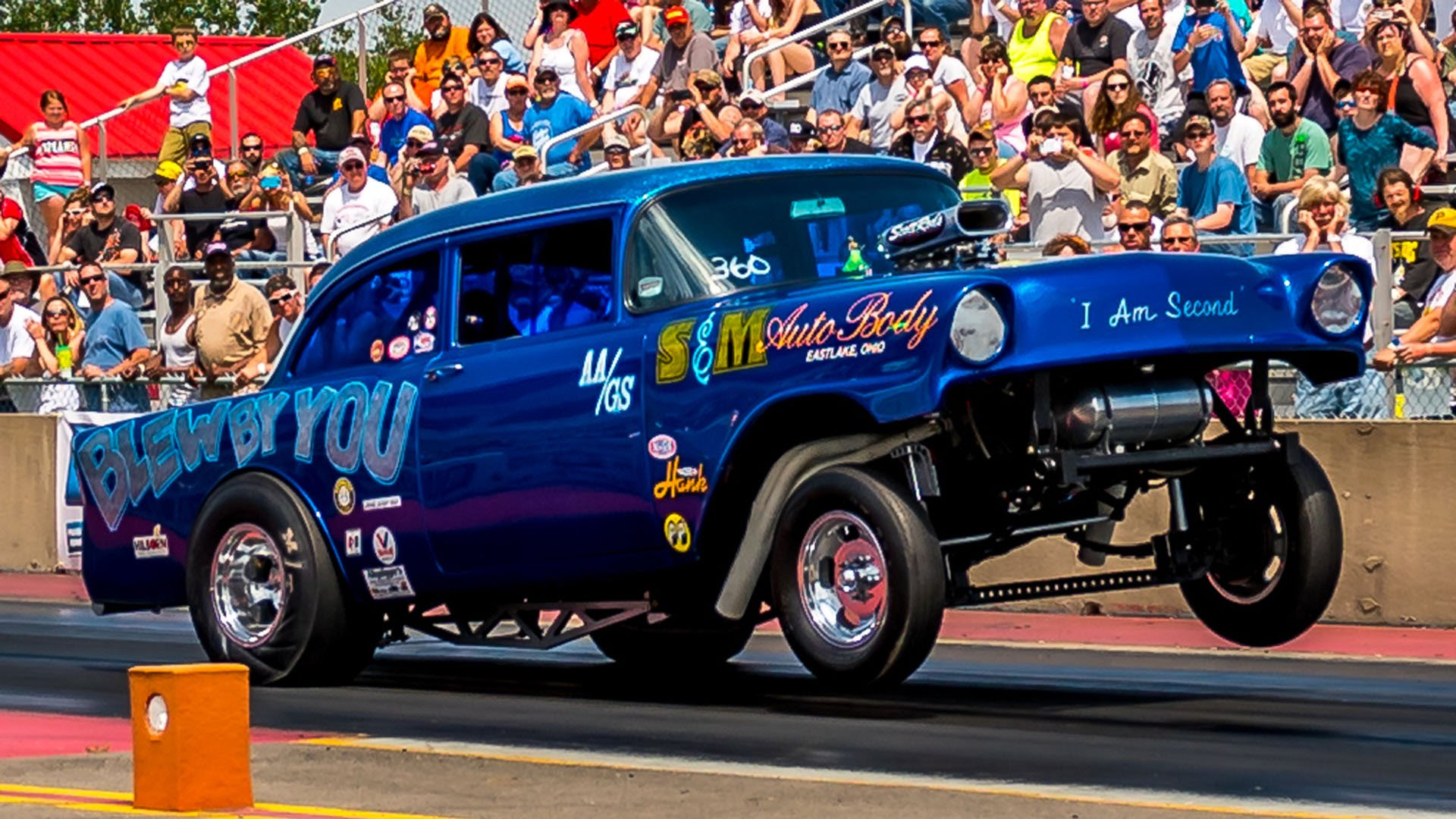 Bad Nostalgia Classic Outlaw Aa Gassers Tri Funny Car Nationals