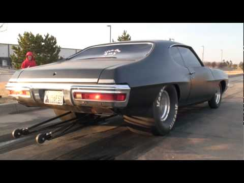 street outlaws 39 big chief muscle car drag racing test runs on a street near you. Black Bedroom Furniture Sets. Home Design Ideas