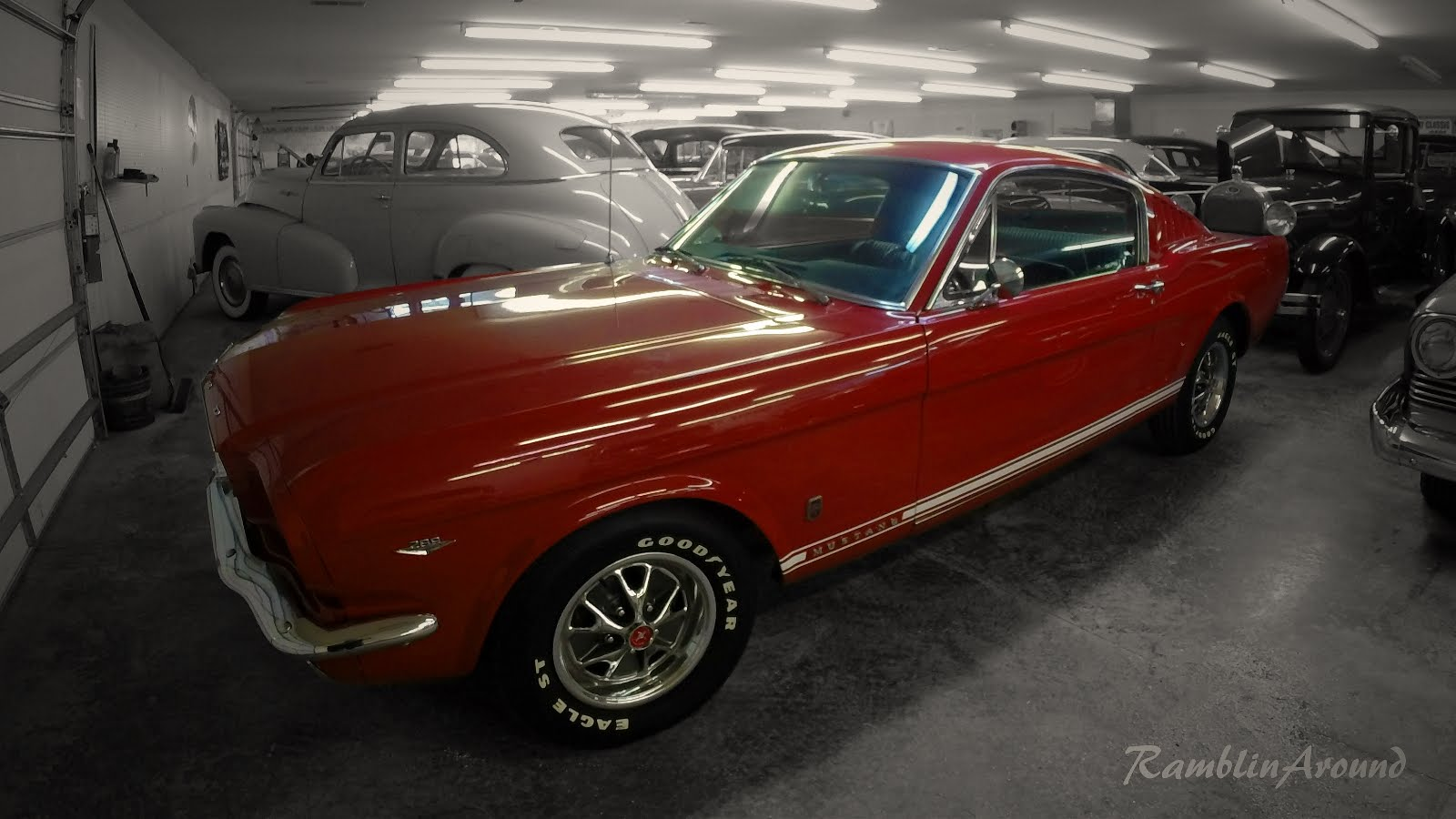 1969 Ford Mustang Gt Is One Of The Best Muscle Cars All Times Super Clean 1966 Fastback Spotted
