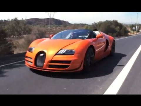 the bugatti veyron 16 4 grand sport vitesse is unlike any other sports car. Black Bedroom Furniture Sets. Home Design Ideas