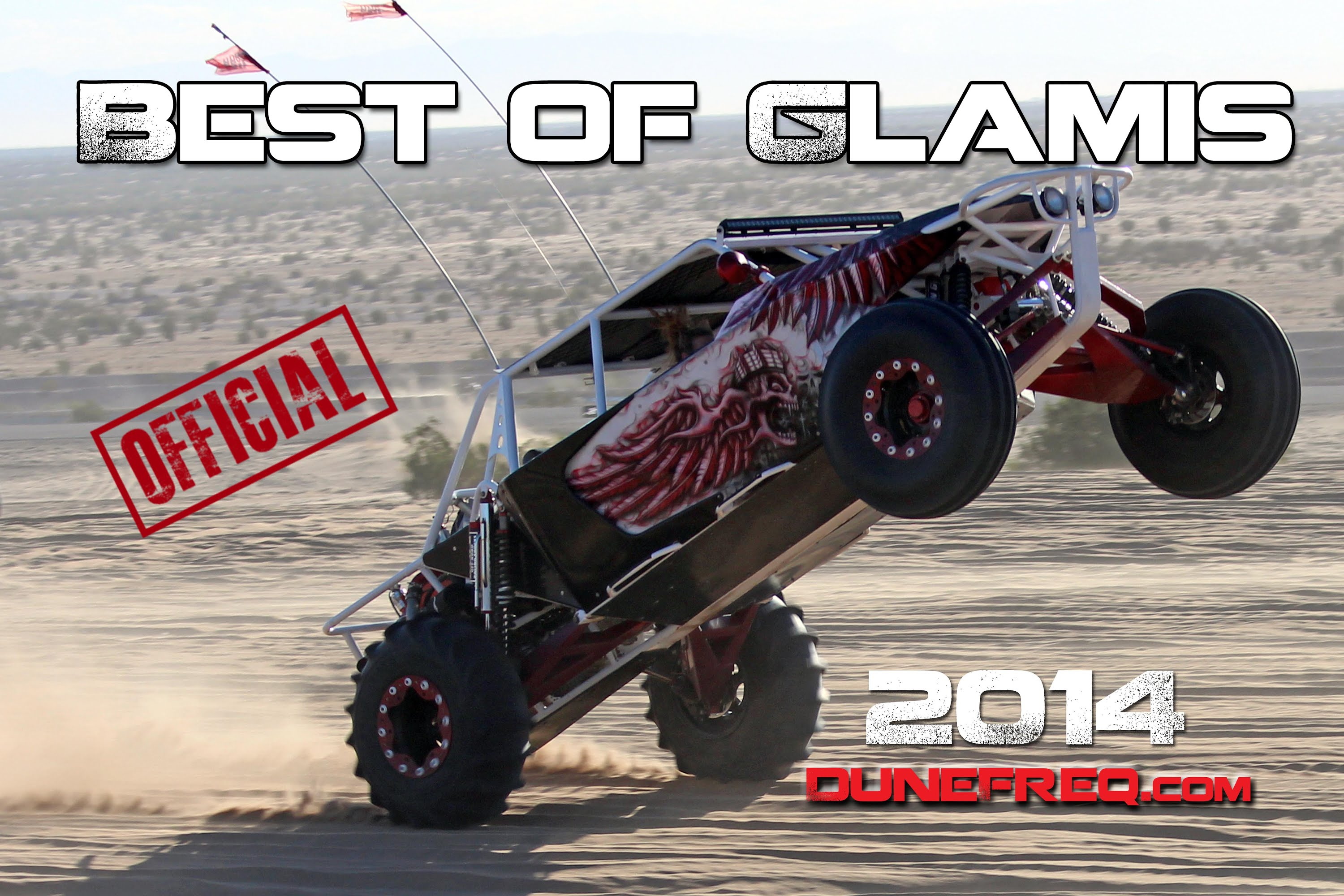 Awesome Off-Road Highlights Prove That The Glamis Sand Dunes