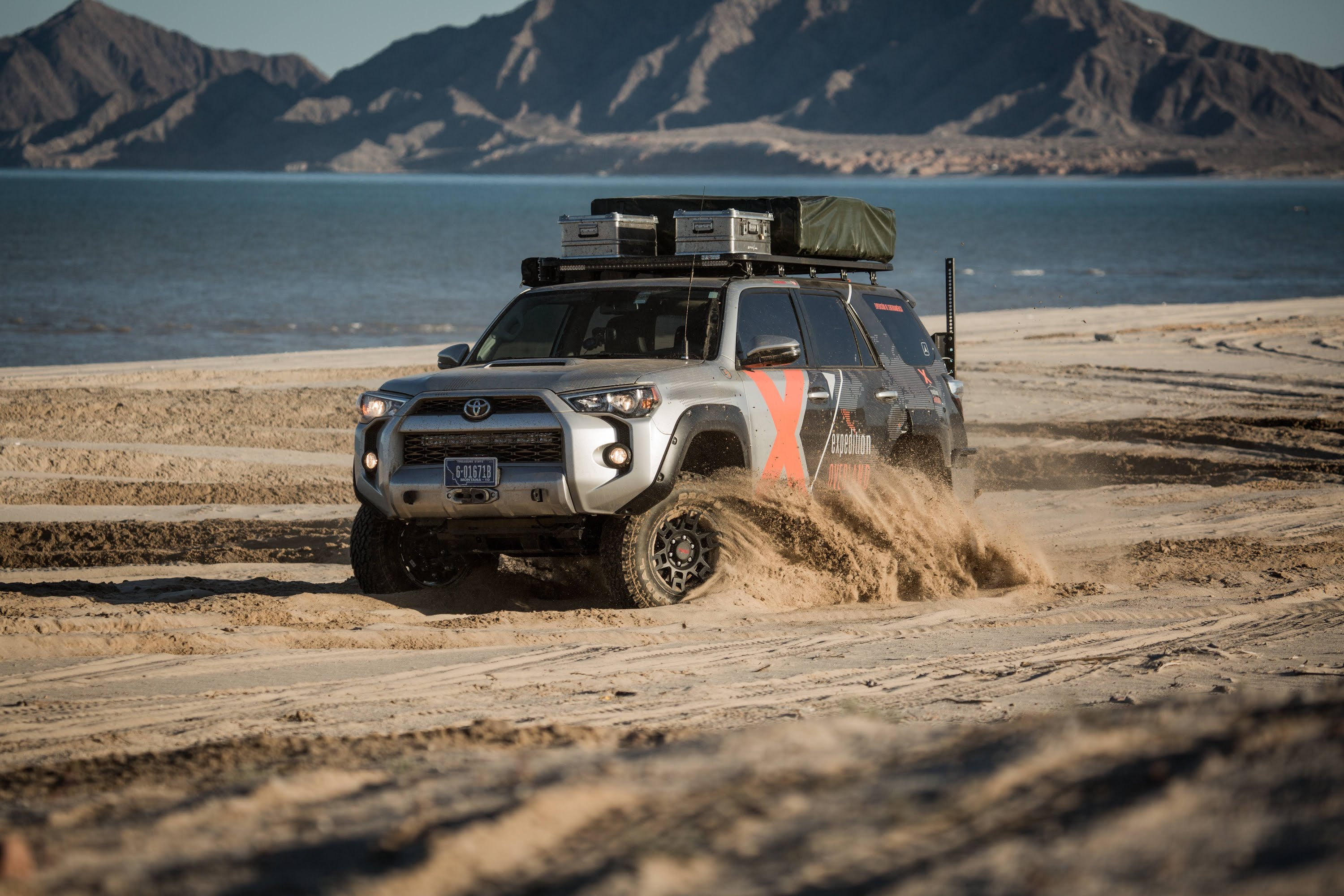 This 2015 Toyota 4runner Custom Build For Expedition