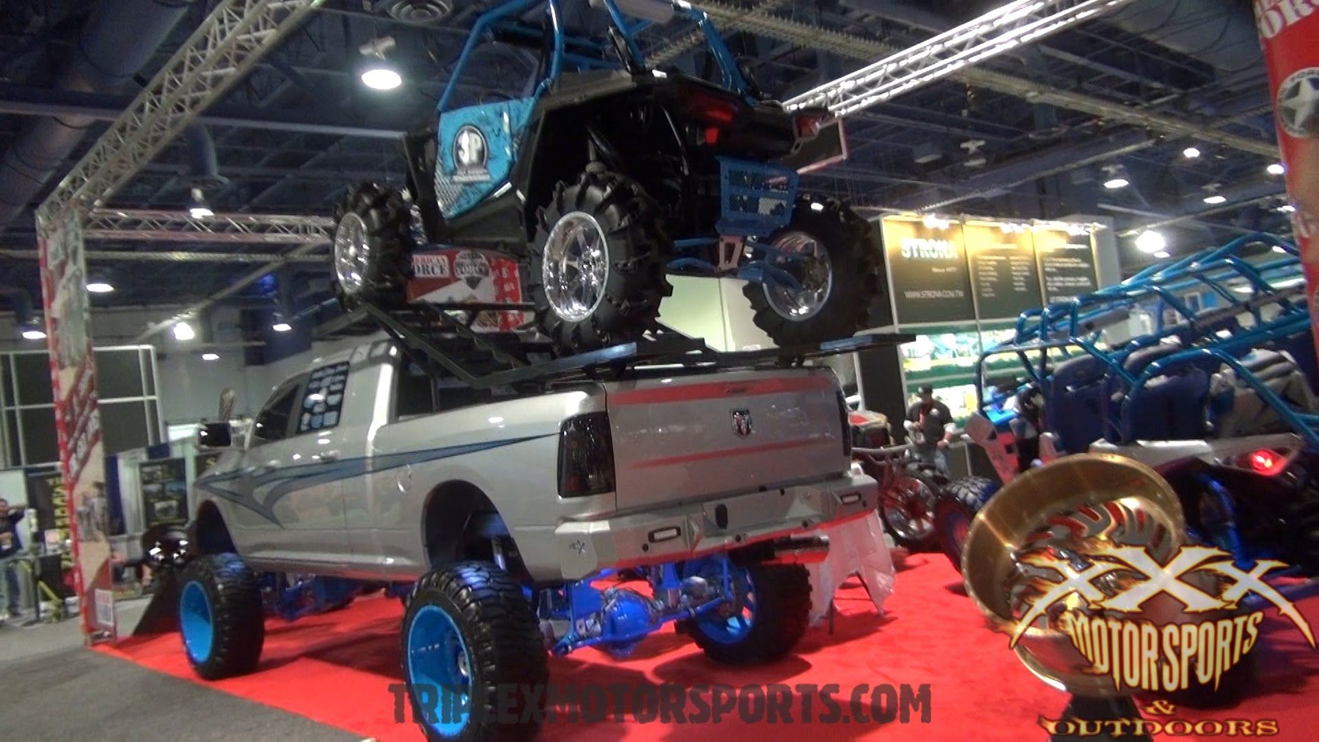 Amazing Collection Of Some Serious Off Road Machinery