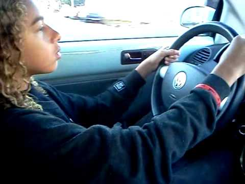 Shocking Video Little Kid Missed The School Bus Drives Mom S Car To