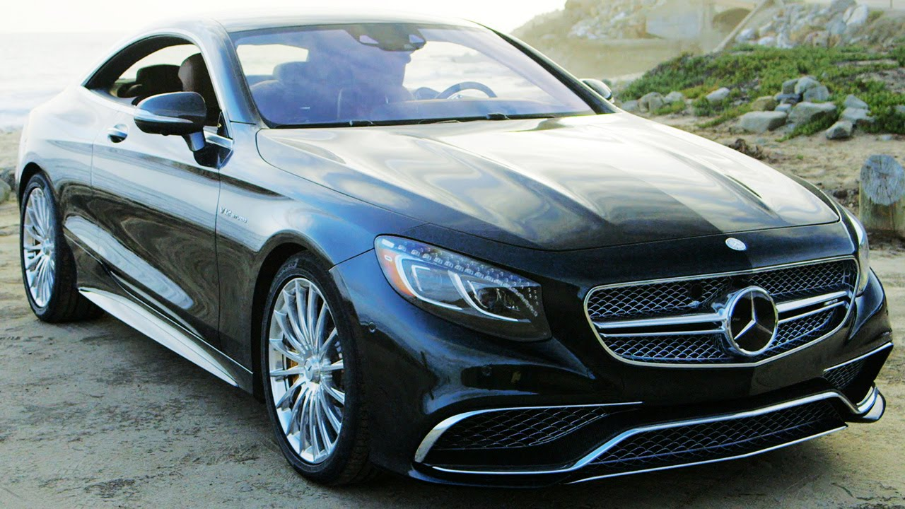 The 2015 mercedes benz s65 amg coupe is everything you for Mercedes benz luxury car