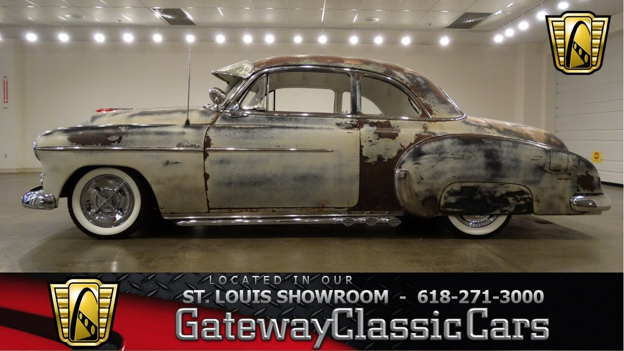 This Rusty 1950 Chevrolet Styleline Deluxe Is Just PERFECT!