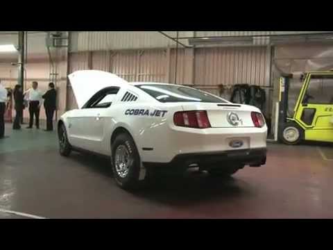 world s fastest muscle car a 2012 mustang cobra jet goes 0 to 60 in less than 1 second. Black Bedroom Furniture Sets. Home Design Ideas