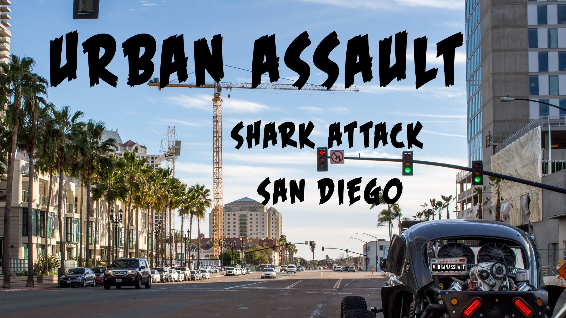 Vw San Diego >> This Mean Vw Beetle Makes The Streets Of San Diego It S