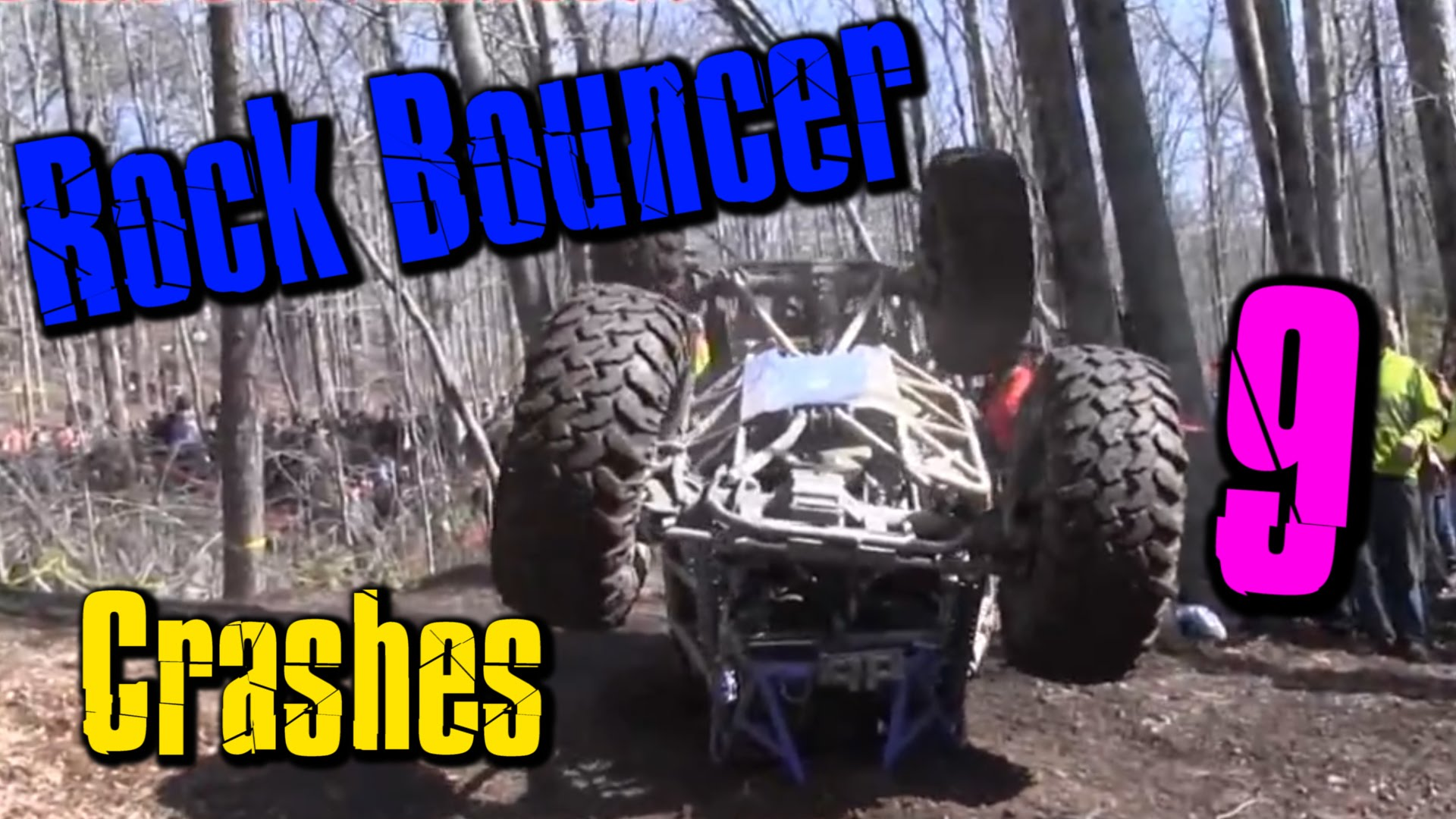 Check Out This EPIC Rock Bouncer Fail And Crash pilation