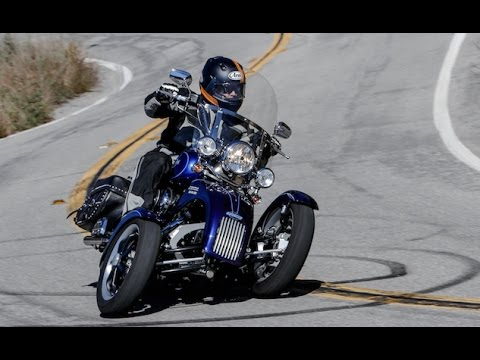 Polaris Sling Shot >> Tilting Motor Works Trike, Can-Am Spyder F3-T, Piaggio MP3 Are Mt Rushmore Of 3 Wheelers