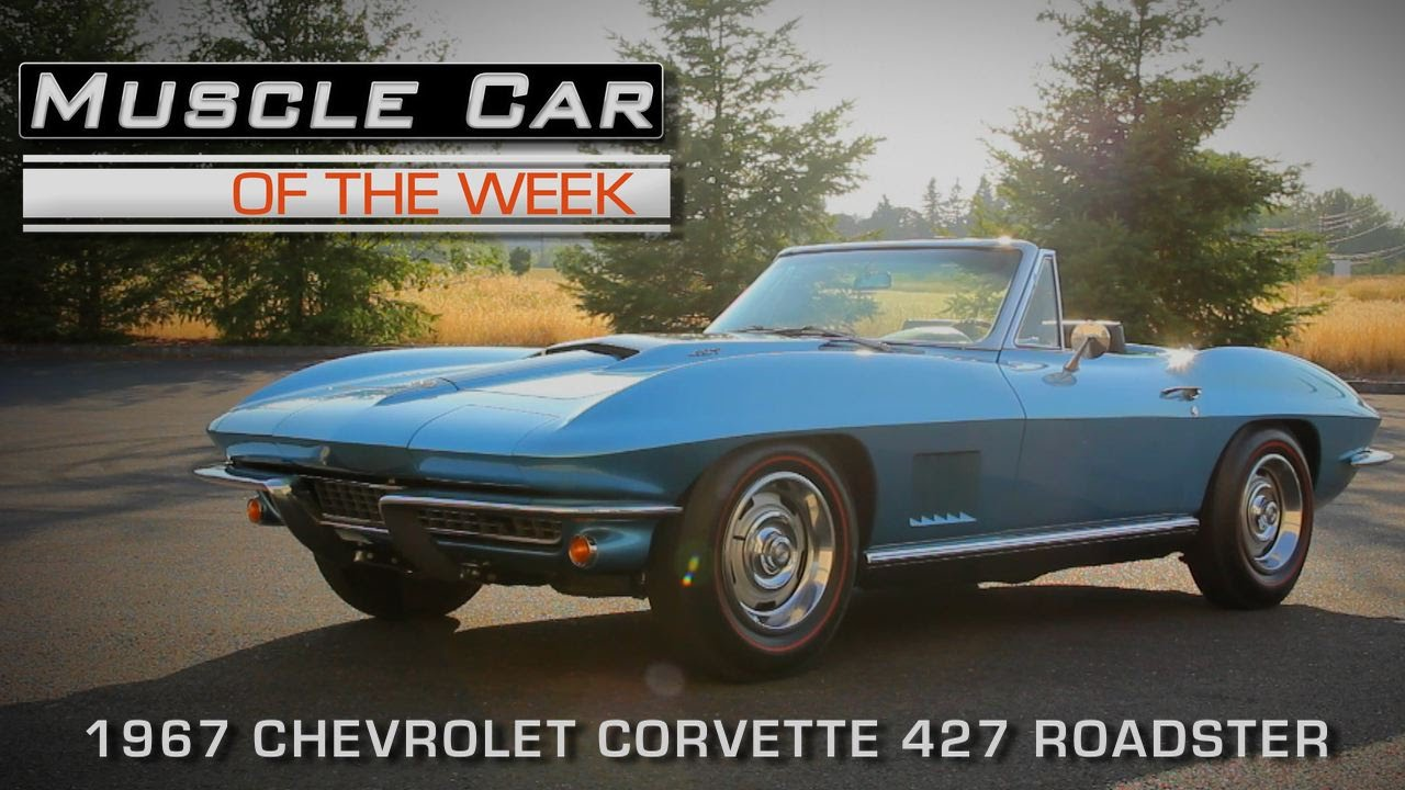 The 1967 Corvette Is Possibly The Best Looking American Car Of All Time