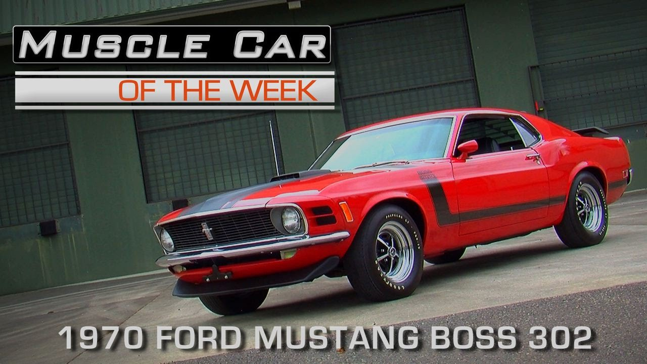 1970 ford mustang boss 302 is one of the best looking muscle cars of all time. Black Bedroom Furniture Sets. Home Design Ideas