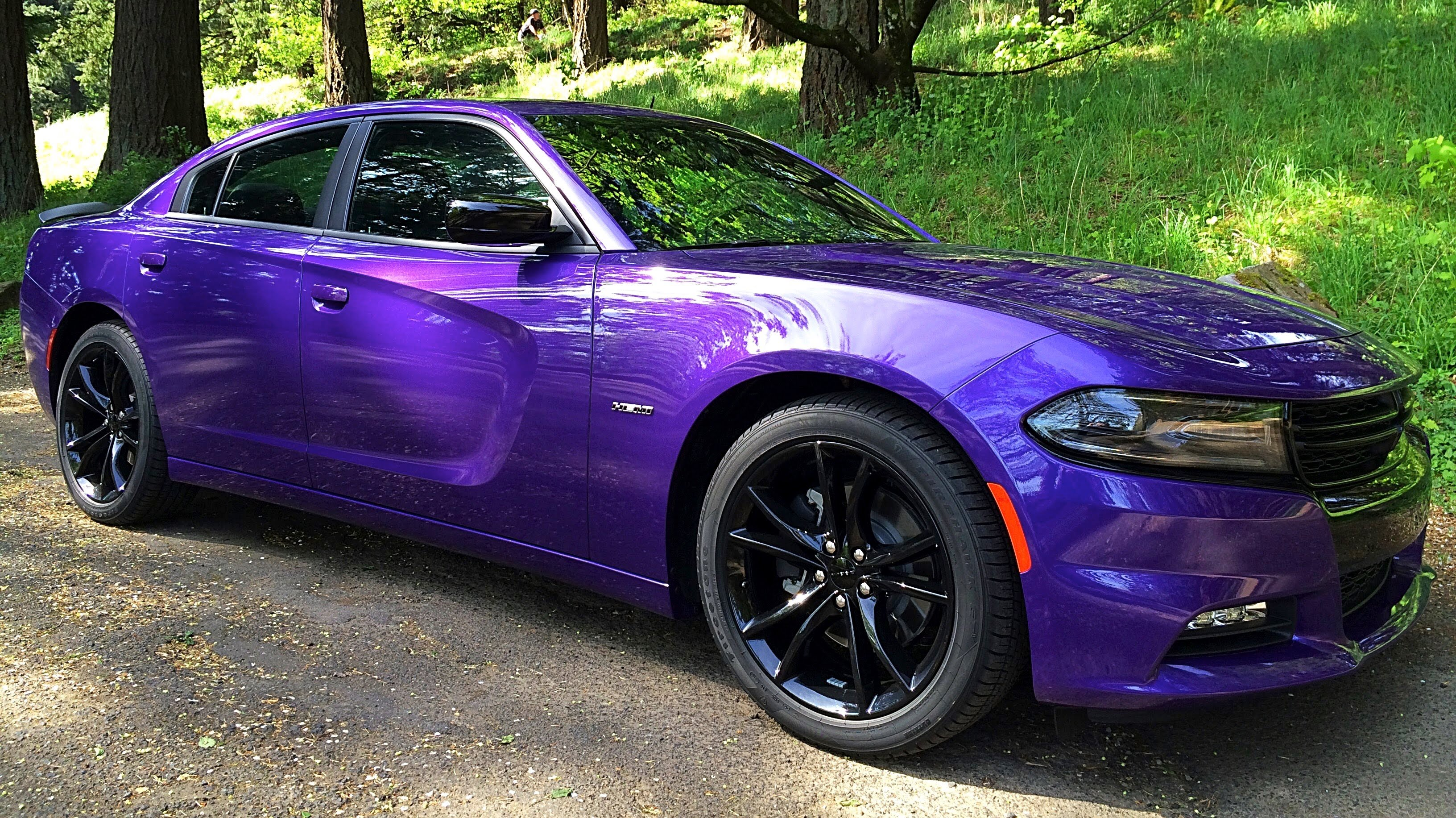 2016 Dodge Charger Blacktop Brings American Muscle In A More Refined Package