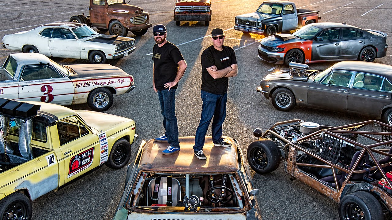 Do Not Miss The 50th Episode Roadkill Special Featuring A 10 Car