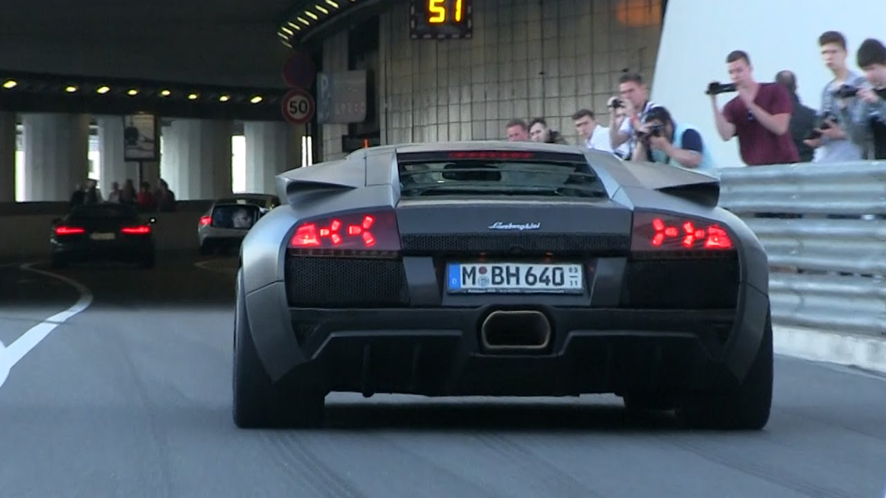 screaming lamborghini murcielago with ipe exhaust best v12 sound ever. Black Bedroom Furniture Sets. Home Design Ideas