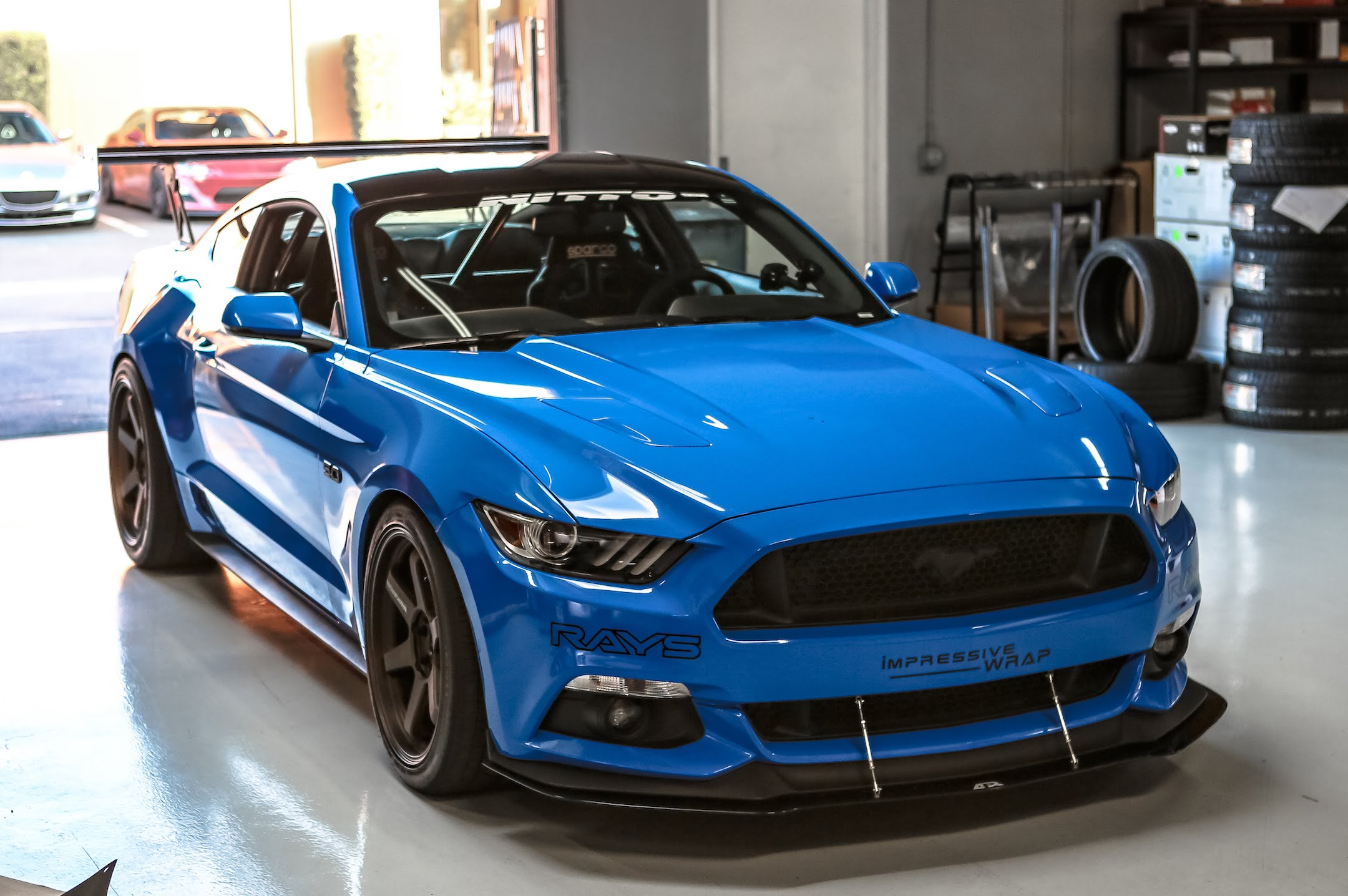 this track build 2015 mustang gt will blow you away. Black Bedroom Furniture Sets. Home Design Ideas