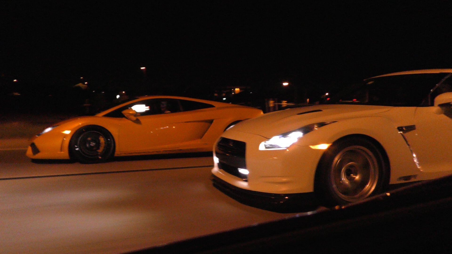 Epic Street Race Between 3 Cars, The Winner Will Shock You!