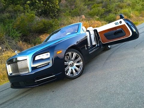 Is 2016 Rolls Royce Dawn The Most Luxurious Car In The World