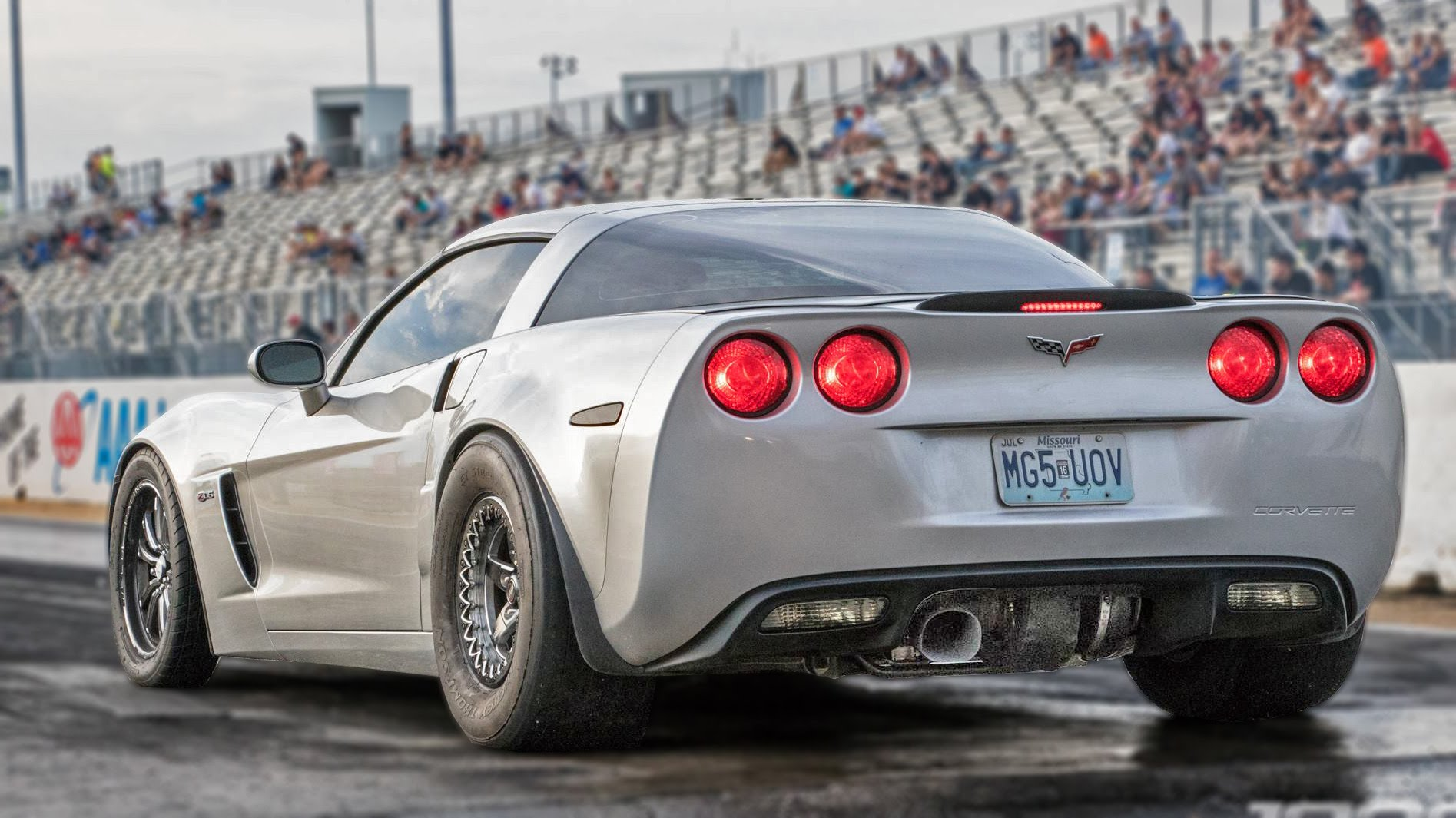 This Massive Rear Mounted Turbo Corvette Has Huge Potential Supercar Engine Diagram