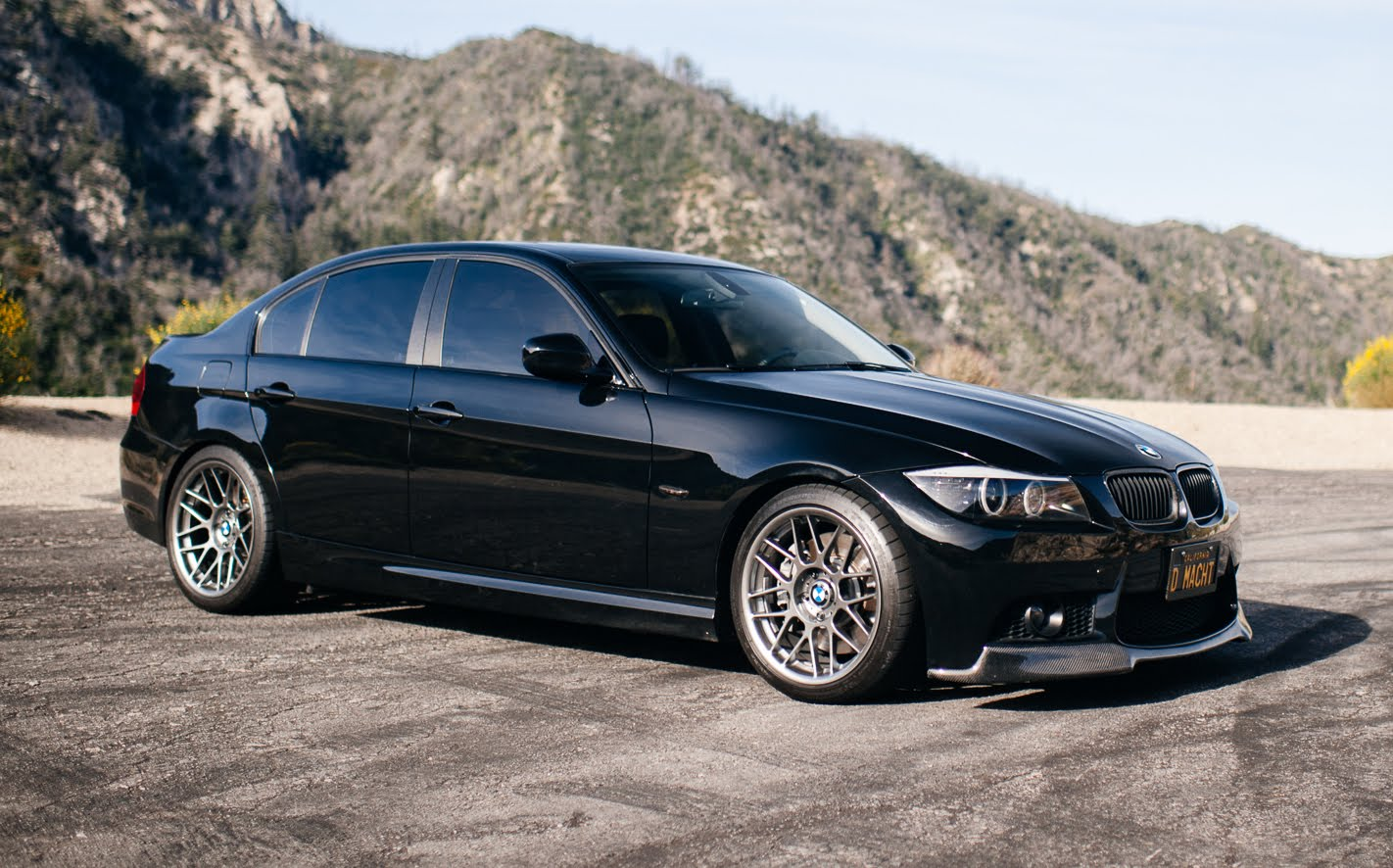 This Modified Bmw 335d Is Much More Than Just A Looker