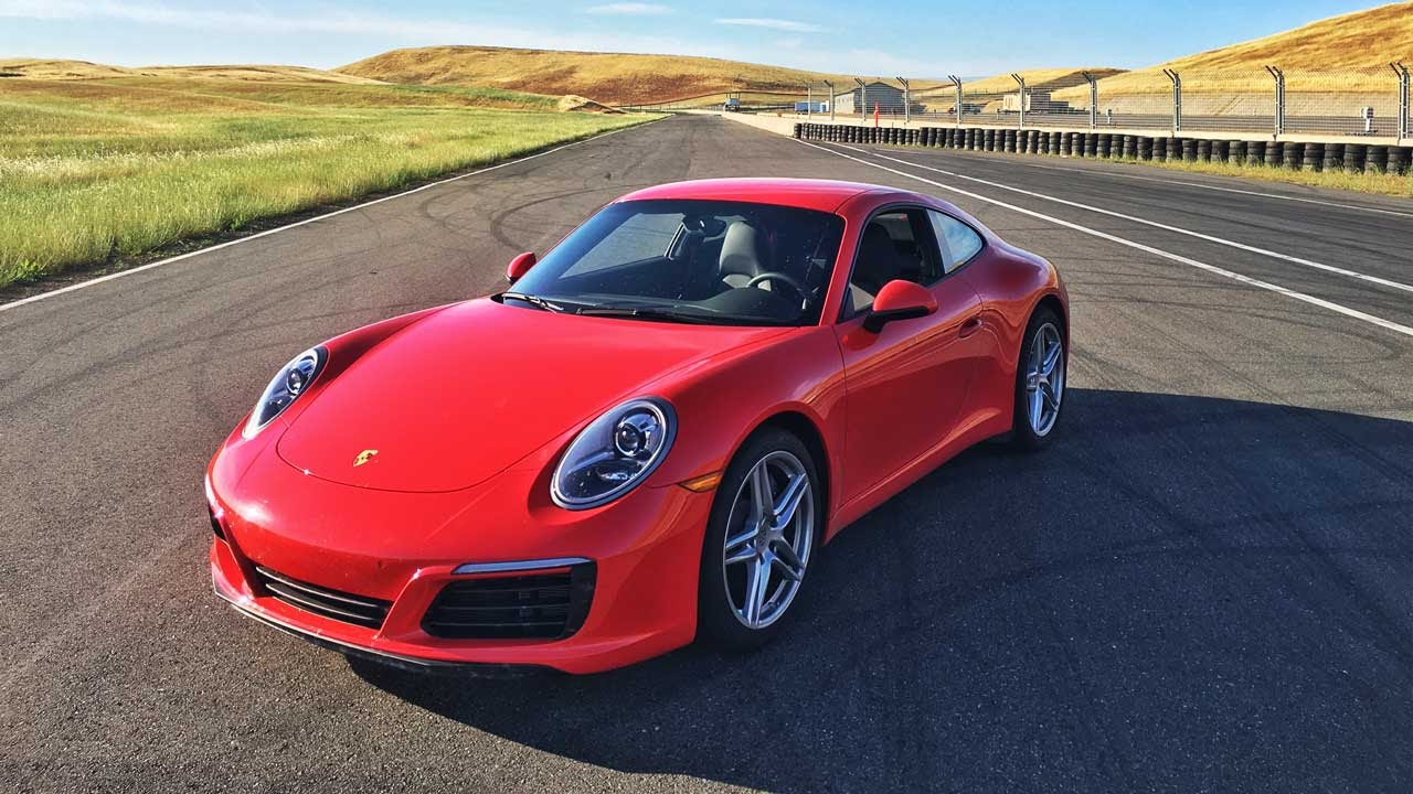 did the 2017 porsche 911 carrera push it too far with the. Black Bedroom Furniture Sets. Home Design Ideas