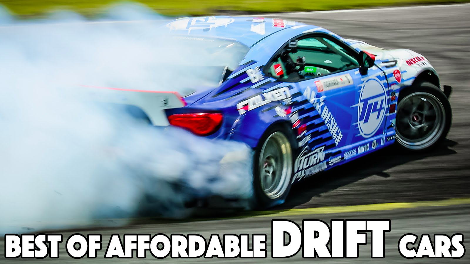 Best Affordable Rwd Cars