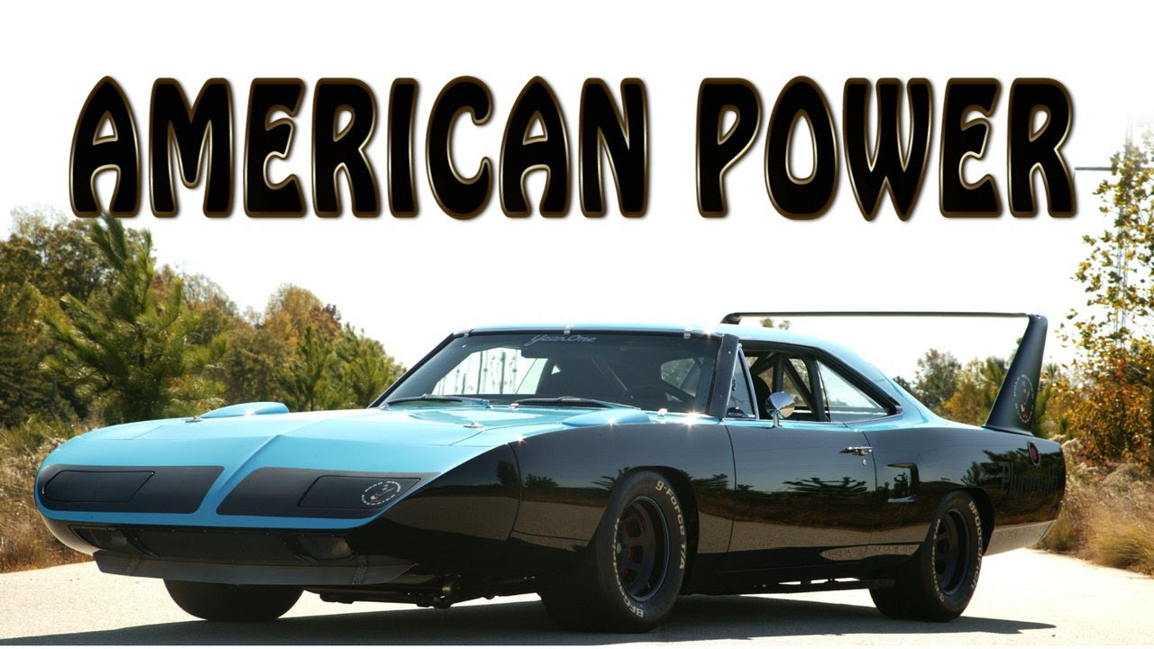 Top 10 Fastest American-Made Cars Of All Time
