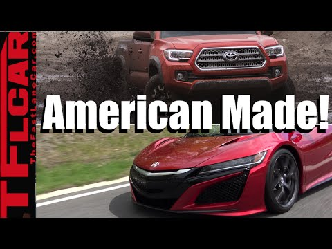 top 10 foreign cars made in the united states. Black Bedroom Furniture Sets. Home Design Ideas
